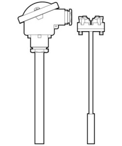AMETEK - 1400 Series Temperature Sensors