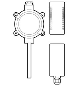 AMETEK - 1814-2304 Series Temperature Sensors