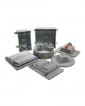 EMERSON - Non-Metallic Weatherproof Outlet Boxes, Covers, Lampholders